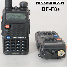 New Arrival BaoFeng  Two Way Radio BF-F8+Plus Dual Band 136-174MHZ & 400-520MHZ Long Talk Range 5W High Power Walkie Talkie