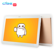 2017 New 10.1 inch Tablet pc Dual SIM Octa core 3g 4g tablet pc 1920*1200 inch 4G tablet computer Rom 64GB tablets PCs CIGE