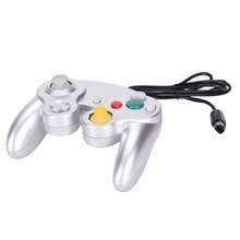 New Arrival 1pcs Game Shock JoyPad Vibration For Nintendo For Wii GameCube Controller Gifts For Boys