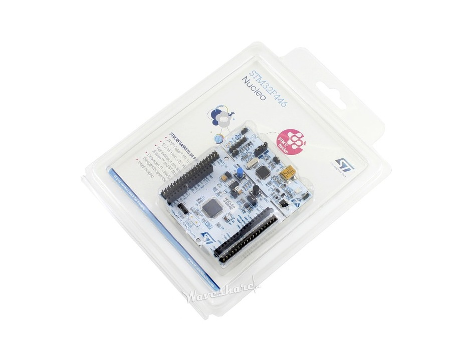STM32 Development Board NUCLEO-F446RE, STM32 STM32F446RET6 MCU, supports Arduno Free shipping<br><br>Aliexpress