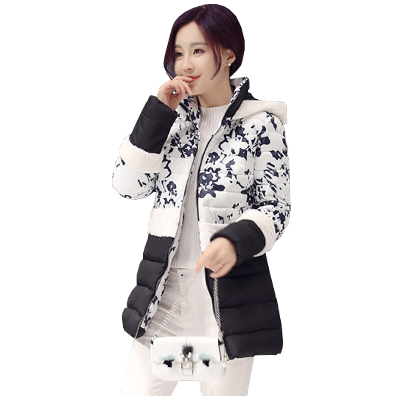 kraifls 2017 New Winter Jacket Women Parkas National Women Long Of Self-cultivation Lamb Wool Down Cotton-padded Jacket CoatОдежда и ак�е��уары<br><br><br>Aliexpress