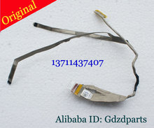 Free shipping Original  Laptop LCD Flex Cable 65.4wtz1.061 CN-01PYJC WISTRON DNE40 TOUCH CAMERA LVDS CABLE