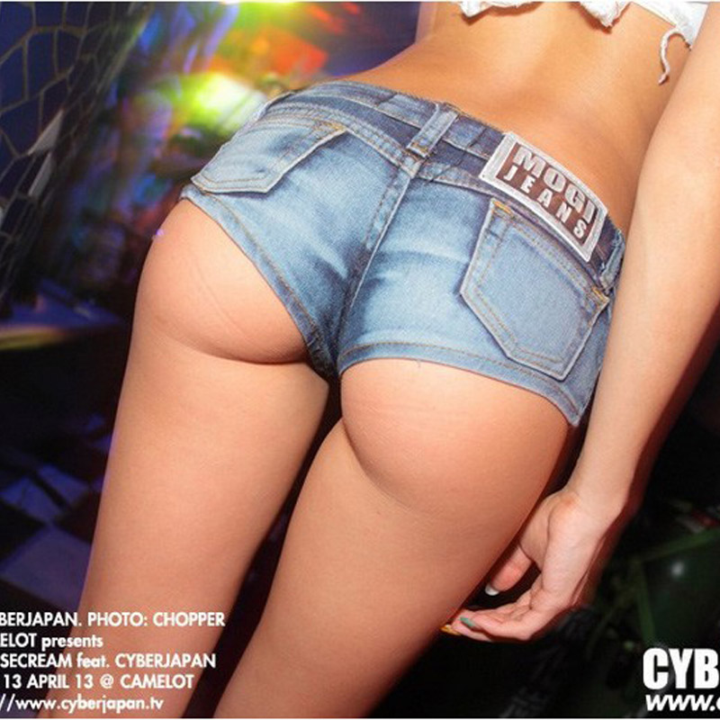 Skinny teen Tia Cyrus poses in her jeans shorts and hot glasses № 8882 загрузить