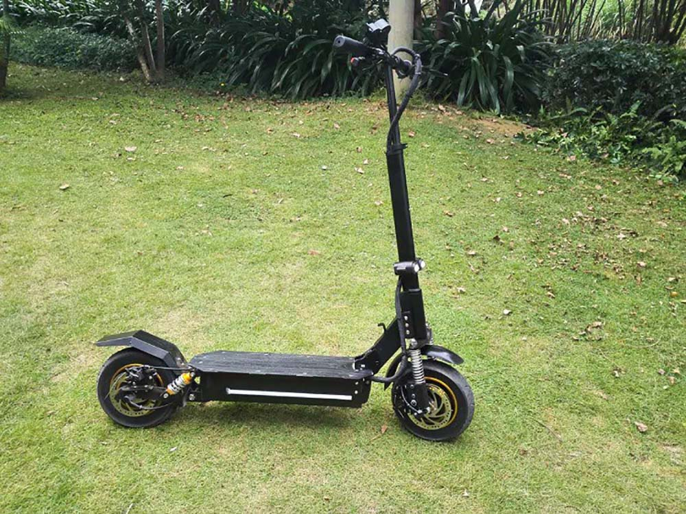 1000W foldable scooter (9)