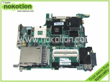 NOKOTION FRU 44C3933 Laptop Motherboard For Lenovo Thinkpad R61 T61 mother boards 965PM DDR2 NVS 140M Graphics Mainboard(China)