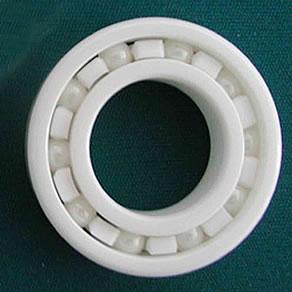 6006 Ceramic Bearing 30x55x13 Zirconia  ZrO2<br>