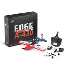 New XK A430 Drone 2.4G 8CH 3D6G System Brushless Motor RC Airplane Compatible Futaba RTF Outdoor Toys Remote Control Plane
