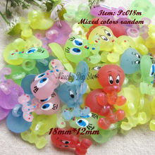 120pcs/lot little mix buttons colorful bird buttons for diy craft accessories and scrapbooking products wholesale