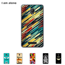 For Micromax Canvas Spark Q380 4.7 inch Soft TPU Silicone Cellphone Case Mobile Phone Cover Color Paint Bag Shipping Free