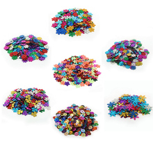 20g/bag Mixed Colors Loose Sequin For Clothing Accssory Craft Scrapbooking Wedding Party Art Home Decoration Jewelry Making DIY
