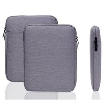 Shockproof Tablet Sleeve Case for Samsung Galaxy Tab A A6 10.1 T580 P580 Protective Pouch Bag Cover for Huawei Mediapad T3 9.6(China)