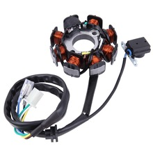 (Shipping from US) Ignition Stator Magneto 8 Coil For GY6 50 110 150cc Scooter Moped ATV TAOTAO(China)