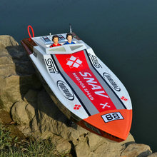 DTRC G26A 26CC Gasoline NEW TRAINING BOAT/Challenger Gasoline RC Racing Boat with 26CC Engine