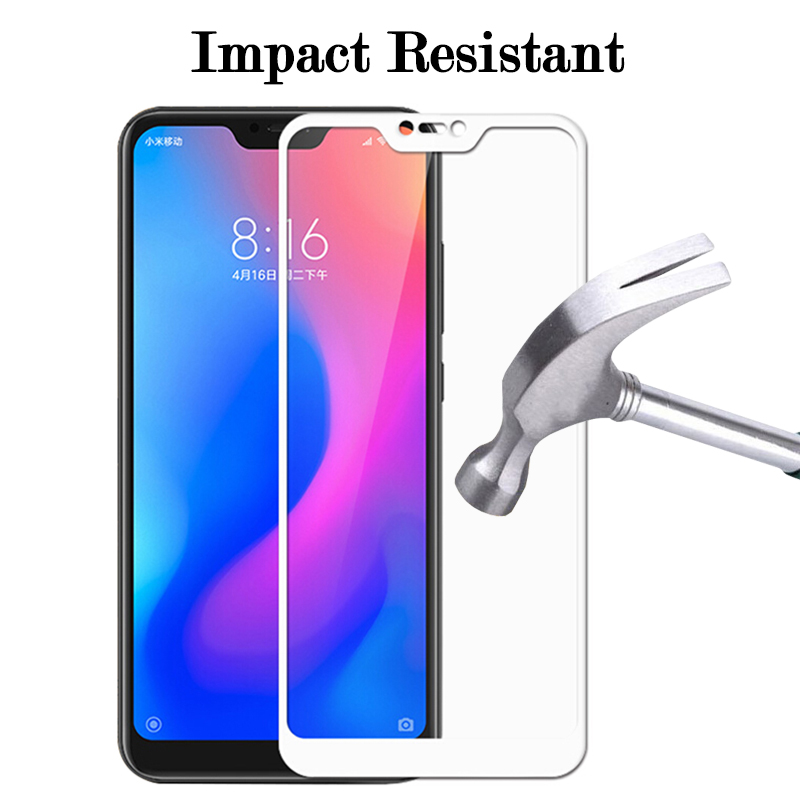 Protective-Glass-On-For-Xiaomi-Mi-A2-Lite-Tempered-Glass-Xiaomei-Xaomi-Xiomi-Xiami-Mi-2A