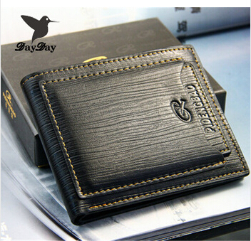 Free shipping 2105 new Men Wallets Top Quality Genuine Leather Purse Clasual Fashion Credit Card Wallet HOT!<br><br>Aliexpress
