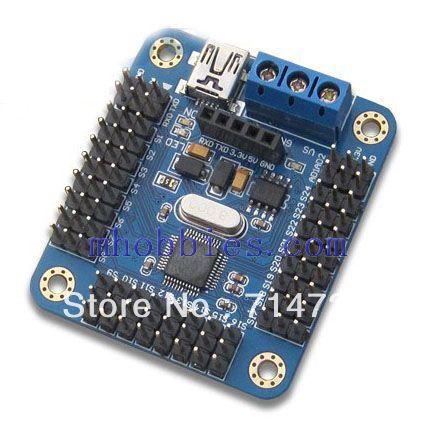 Wholesale Mini USB 16 channel servo controller board for Arduino robot project<br>