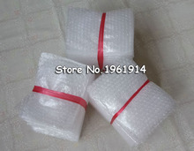 18*20cm 100Pcs White Foam Bubble Bags DIY Packing Material Insulation Packing Wrap Verpakking Espuma