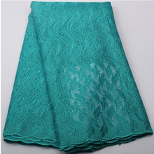 High Quality Swiss Voile Lace 2017 African Swiss voile lace in switzerland For Clothes  Free Shipping AMY450B-E