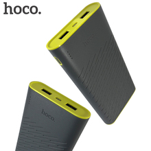 Buy HOCO B31 Power Bank Case Dual USB Output 2.1A Charger External Battery iPhone X Mobile Phones Pad Camera 20000mAh 30000mAh for $23.52 in AliExpress store