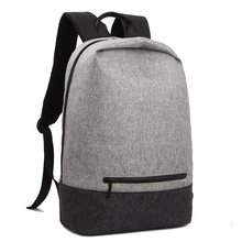 School Backpack High Quality Rucksack Male College Student Bag Backpack For 15 inch Laptop Mens Back Pack Water Repellent