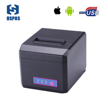 Hot sale IOS android thermal printer pos 80 printer with auto cutter bluetooth receipt printer for retailing pos printing