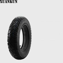 XUANKUN Motorcycle Tire 3.00-10 300-10 Electric Motorcycle Tire Tubeless Tires(China)