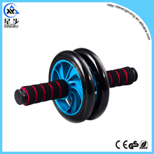 XINGBU Pro Gym Ab Wheel Roller Personalized Dual Abdominal Fitness Workout Exercise Abs Wheels
