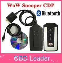 Promoting ! Free Shipping VD-TCS CDP Pro WOW CDP VD-TCS SCANNER V5.008 R2 Software CDP Diagnostic Tool