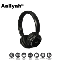 Buy Aaliyah Original NIA Q1 Wireless Stereo Bluetooth Headphones Foldable Mic Support TF Card FM Radio Bass Headsets VS Bluedio for $17.05 in AliExpress store