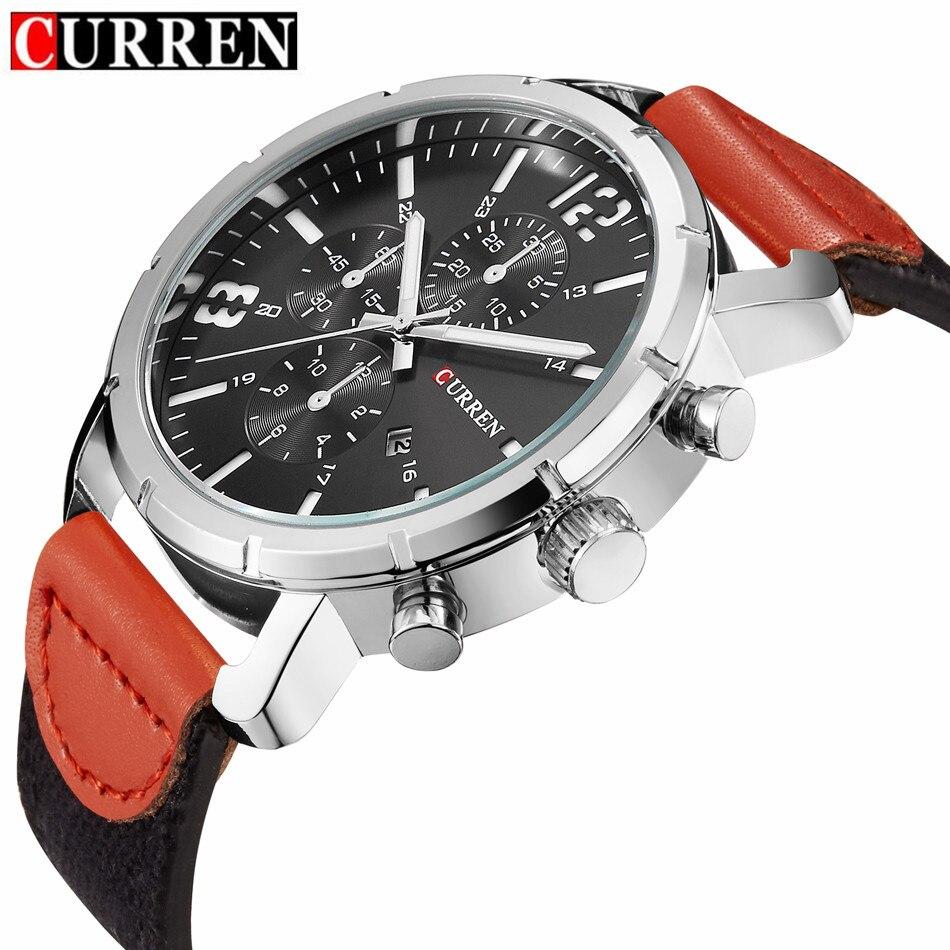Newest Luxury Brand Curren Men Business Watches Fashion Casual Watches Quartz Clock Military Watches Women Wristwatches, W8194<br><br>Aliexpress