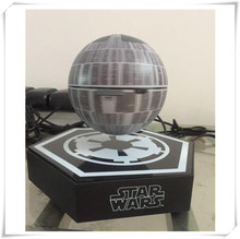 2 pcs dhl free shipping brand new original magnetic floating levitation bluetooth speaker, star wars bluetooth speaker