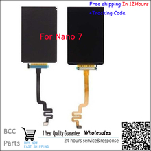 100% Original New For Apple iPod nano 7 7th gen LCD Display Screen , free shipping+tracking No.,Test ok