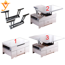 foldable and extendable coffee table mechanism with high quality and competitive price B09(China)