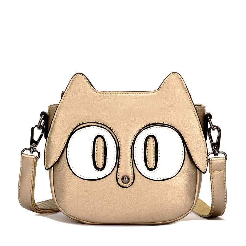 Female Bag 2016 Small Round Cute Owl Little Single Shoulder Bag Ladies Handbags Mini Inclined Shoulder Bag SS0126<br><br>Aliexpress