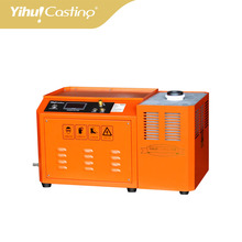 Orange mini Gold induction melting furnace, silver melting furnace, jewelry tools and dental melting machine(China)