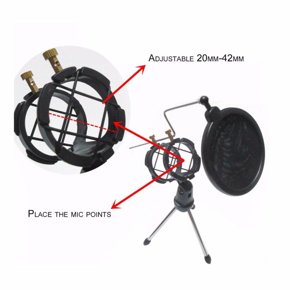 Microphone Tripod Stand 5