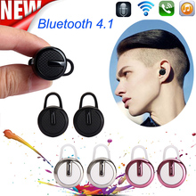 Portable Mini New Stylish TWS Twins Wireless Bluetooth Stereo Headset In-Ear Earphones Earbuds mobile phones For ipad PC