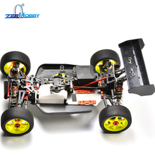 HSP RACING RC CAR 94081GT CAR KIT RC CAR TOYS HSP PROFESSIONAL BAZOOKA 1/8 4X4 OFF ROAD BUGGY NITRO AND ELECTRIC CAR KIT ONLY(China)