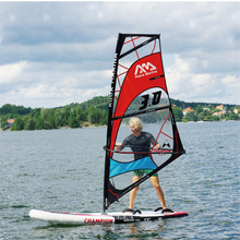 Wind surf board BT-S300 Surf Stand up paddle board Sup Inflatable Surf board windsurf with board sail whole set(China)