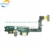 QiAN SiMAi For Samsung Galaxy S2 I9100 USB Connector Charger Port Dock Charging Flex Cable Free Shipping
