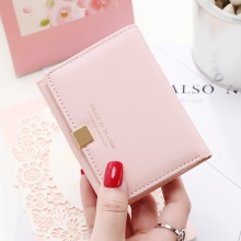 Fashion  Women Wallet Thin Mini Wallet Girl Purse Small Female Credit Card Holder Dollar Price