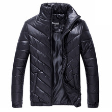 Brand New Winter Jacket Men Coats Ultralight Wadded Fashion Outerwear Mens Casual Down Cotton Outdoors Jacket Male XXXL 4XL 5XL