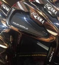 Honma Tour World TW737P Golf Iron Men Golf Clubs Irons 0311 M2 G30 MB718 TMB 718 716 XR putter wedge driver complete set club(China)