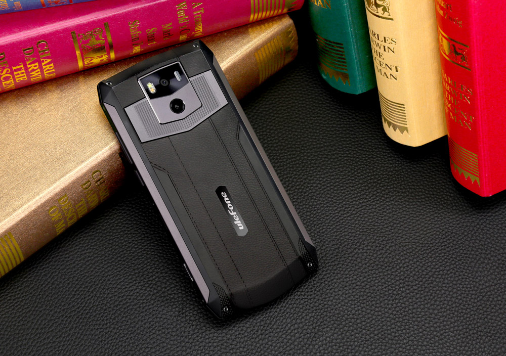 """Ulefone Power 5 13000mAh 4G Smartphone 6.0"""" FHD MTK6763 Octa Core Android 8.1 6GB 64GB 21MP Wireless charge Fingprint Face ID"""