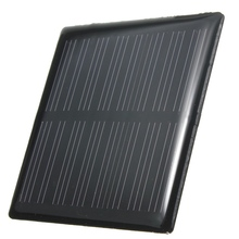 63*63*3.0mm 4V 0.36W 90MA Mini DIY Solar Monocrystalline Panel Module For Light Battery Cell Phone Toy Charger