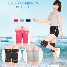 AOLIKES 1 Pair Men Women Dancing Volleyball Tennis Knee pads Sport Gym Kneepads Safety Thick Sponge Knee Support(China)