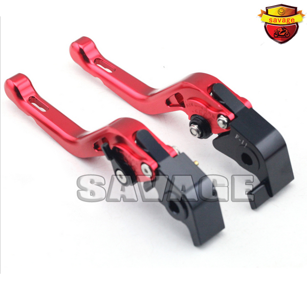 For DUCATI DIAVEL CARBON MULTISTRADA 1200 /S 2011-2015 Red Motorcycle Accessories CNC Aluminum Short Brake Clutch Levers<br><br>Aliexpress