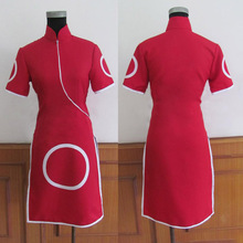 Hot Anime Cosplay Naruto Costume Women Haruno Sakura Cosplay Costume Custom Made Any Size