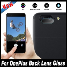 Back Camera Lens Protective For OnePlus One Plus 5 3T 3 2 X 1+5 Five Three Two Clear Transparent Tempered Glass Protector Film