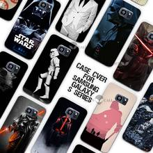 Hot Salestar wars Child in the brain Clear Case Cover Coque Shell for Samsung Galaxy S3 S4 S5 Mini S6 S7 Edge Plus(China)